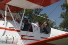 Flexible Vintage Biplane Trial Flying Lesson – £249 at Into the Blue
